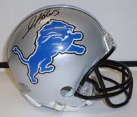 Golden Tate Autographed Detroit Lions Mini Helmet