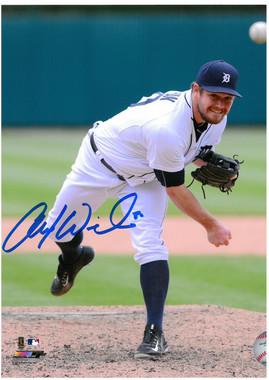 Alex Wilson Autographed Photo
