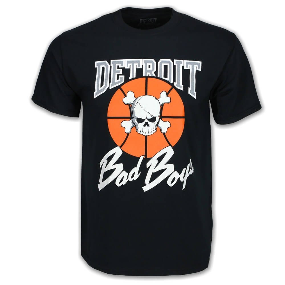 sneakers for cheap 84a05 f2ad1 Detroit Bad Boys Men's T-Shirt