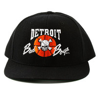 Detroit Pistons Bad Boys Snapback Hat