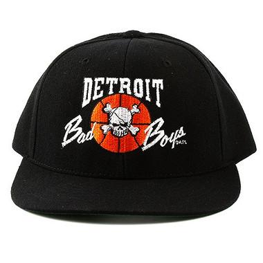 Detroit Pistons Bad Boys Snapback Hat