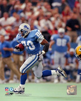 Barry Sanders Autographed 8x10 Photo #3 - 1997 Action (Pre-Order)