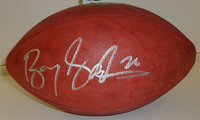 "Barry Sanders Autographed Authentic NFL ""Duke"" Game Ball (Pre-Order)"
