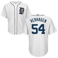 Drew VerHagen #54 Jersey
