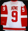 Gordie Howe Autographed Detroit Red Wings Jersey