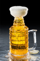 The Hockey Cup 25 oz Beer Stein
