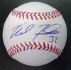 Michael Fulmer Autographed Baseball