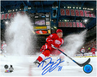 Dylan Larkin Autographed Photo