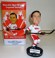 Alex Delvecchio Detroit Red Wings SGA Bobblehead