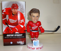 Gustav Nyquist Detroit Red Wings SGA Bobblehead