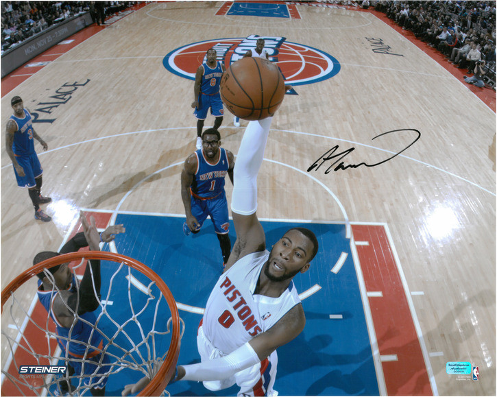 Detroit Pistons: Patience The Key To Drummond's Development  |Andre Drummond Pistons Dunk