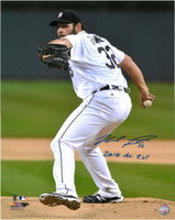 "Michael Fulmer Autographed Detroit Tigers 16x20 Photo #2 - Inscribed ""2016 AL ROY"""