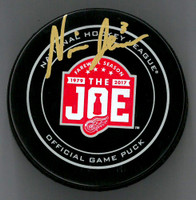 Nick Jensen Autographed Farewell to the Joe Official Game Puck