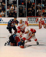 Darren McCarty Autographed 8x10 Photo #1 - The Fight (Pre-Order)