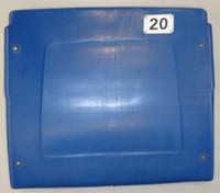 Barry Sanders Autographed Pontiac Silverdome #20 Seatback (Pre-order)