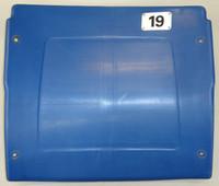 Pontiac Silverdome Original Seatback