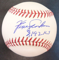 4edb9ce7875 Fergie Jenkins Autographed Baseball - Official Major League Ball Inscribed
