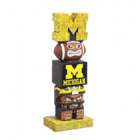 University of Michigan Tiki Totem