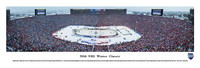 2014 Winter Classic at the Big House Panoramic Print