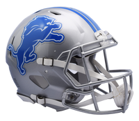 Kerryon Johnson Autographed Detroit Lions Full Size Speed Authentic Helmet (Pre-Order)