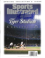 Alan Trammell Autographed Detroit Tigers 7/21/1999 Sports Illustrated Magazine
