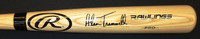 Alan Trammell Autographed Rawlings Tan Bat