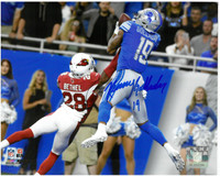 Kenny Golladay Autographed Detroit Lions 8x10 #2 - First NFL Touchdown