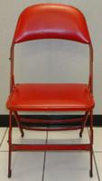 Joe Louis Arena Original Padded Folding Chair