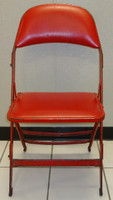 Joe Louis Arena Original Padded Folding Chair