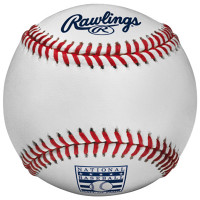 "Alan Trammell Autographed Baseball - Official Hall of Fame Baseball Inscribed ""HOF 18"" (Pre-Order)"