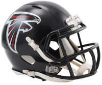 Atlanta Falcons Riddell Mini Speed Helmet