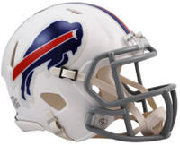 Buffalo Bills Riddell Mini Speed Helmet