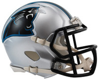 Carolina Panthers Riddell Mini Speed Helmet