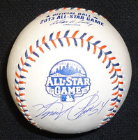 Miguel Cabrera Autographed 2013 All Star Game Baseball