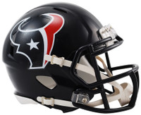 Houston Texans Riddell Mini Speed Helmet