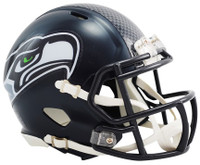 Seattle Seahawks Riddell Mini Speed Helmet