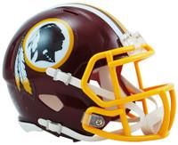 Washington Redskins Riddell Mini Speed Helmet