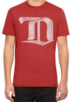 Detroit Red Wings Men's 47 Brand Knockaround Flanker T-Shirt