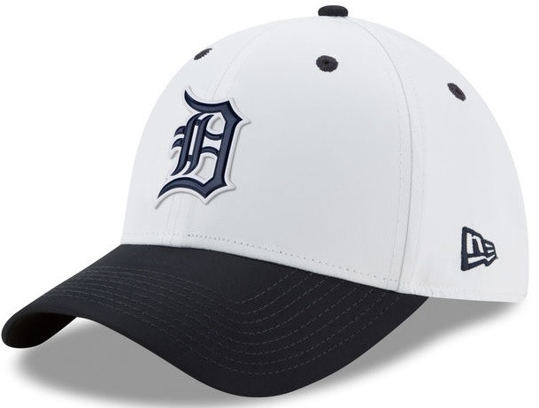 new arrival d164e 3a10b ... inexpensive detroit tigers new era 2018 prolight batting practice  39thirty flex hat white. loading zoom