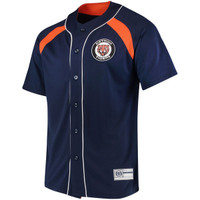 Detroit Tigers Men's Majestic Cooperstown Collection Peak Power Jersey