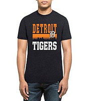 Detroit Tigers Men's 47 Brand Skyline T-Shirt