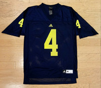 University of Michigan Men's Adidas Jim Harbaugh Replica Jersey