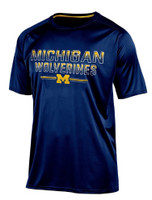University of Michigan Men's Champion Blue Training Tshirt