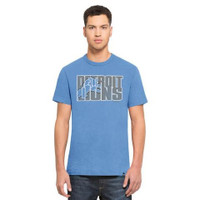 Detroit Lions Men's 47 Brand Scrum T-shirt