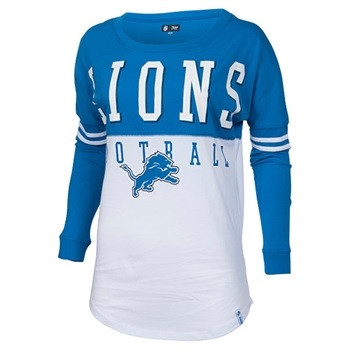 detroit lions women apparel