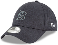 Detroit Tigers New Era Men's Navy 2018 Clubhouse Collection Classic 39THIRTY Flex Hat
