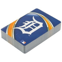 Detroit Tigers Hunter Brand Playing Cards