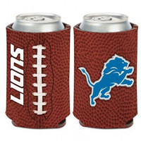 Detroit Lions Wincraft 2-Sided Can Cooler