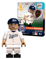 Detroit Tigers Al Kaline OYO