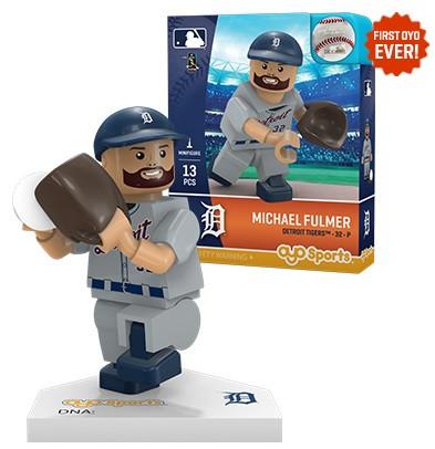 88590850 ... Detroit Tigers Michael Fulmer OYO. Image 1. Loading zoom
